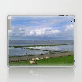 On the dike Laptop & iPad Skin