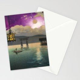 Miyajima and Galaxy Stationery Cards