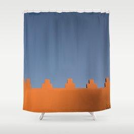 Marrakech Sky Shower Curtain