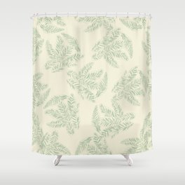 Cambrils Shower Curtain