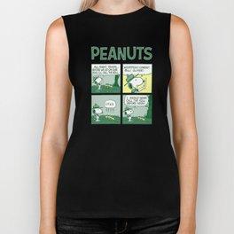 Peanuts 2 Biker Tank