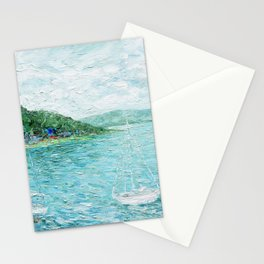 Lakeside Summer 1 Stationery Cards