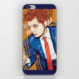 Gerard Way in Millions iPhone Skin