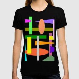 Abstractwork No. 758 T-shirt