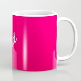 butt   [gradient] Coffee Mug