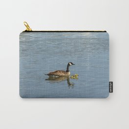 Goose and Gosling Carry-All Pouch