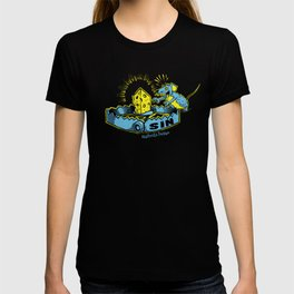 Sin Trap - Blue and Yellow T-shirt
