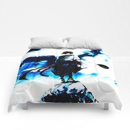 uciha sasuke Comforters