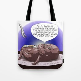 Starchy Acceptance Tote Bag