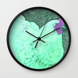 Mint Orp Wall Clock