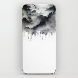 Drop Cloud iPhone Skin