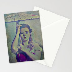 Travels In Asia Stationery Cards