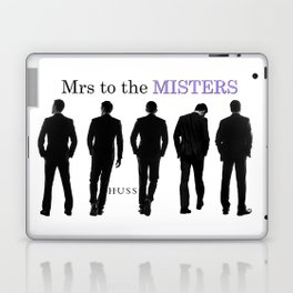 Mr. Corporate by JA Huss Laptop & iPad Skin
