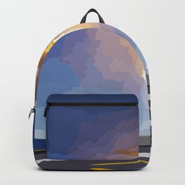 The Booster Has Landed Backpack