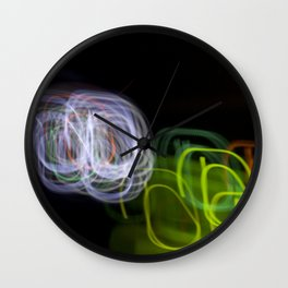 Dis-illusioned Wall Clock