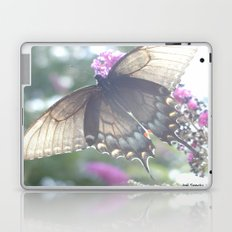 Sheer Butterfly Laptop & iPad Skin