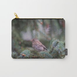 Backyard Visitor ~ I Carry-All Pouch