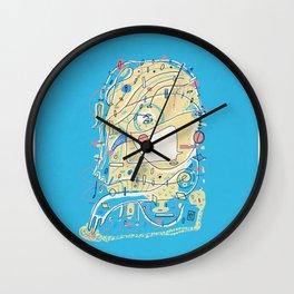 Discreet Compliment Wall Clock