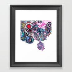 Combinations Framed Art Print
