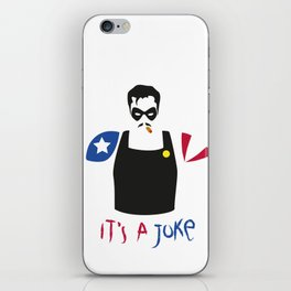 [ Watchmen ] The Comedian iPhone Skin