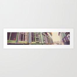 Cockatoo Island 20 Art Print