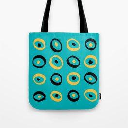 Fun Circle pattern Tote Bag
