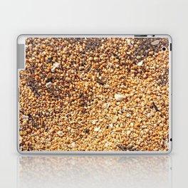 True grit - coarse sand Laptop & iPad Skin