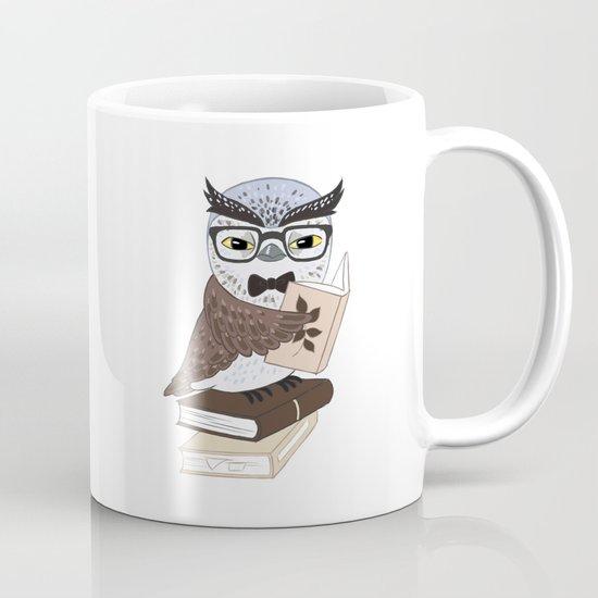 Professor Owl Mug