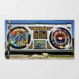 Ever Lasting Bass Canvas Print