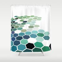 colorado Shower Curtains featuring Colorado by Bakmann Art