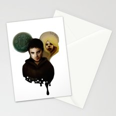 the Master & the BadWolf Stationery Cards