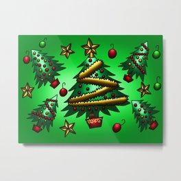 Christmas Artwork #19 (2018) Metal Print