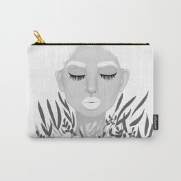 Pink Serenity Carry-All Pouch