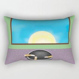 Pulp Sunrise Rectangular Pillow