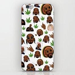 SNOOP iPhone Skin