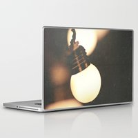 the lights Laptop & iPad Skins featuring Lights by Whitney Retter