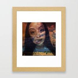 Make ME SMILE Framed Art Print