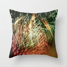 firelight Throw Pillow