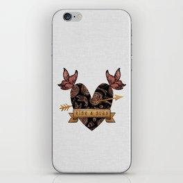 Rise & Slay iPhone Skin