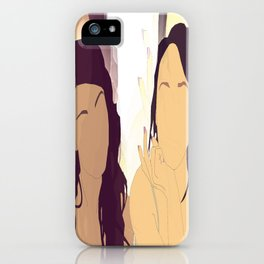 They Always Know iPhone Case