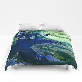 Rage Against Poseidon Comforters