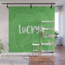 Lucky Marble 1 Wall Mural