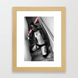Darth Harmony v3.0 Framed Art Print
