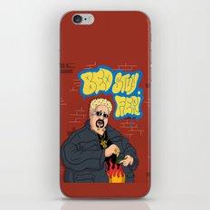 Bed-Stuy Fieri iPhone & iPod Skin