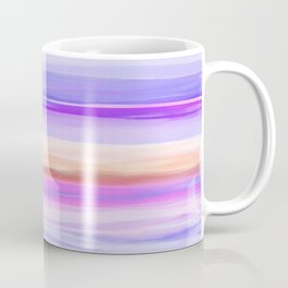 New Horizon Shades of Lavender, Peach and Pink Coffee Mug