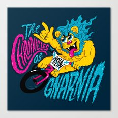 The Chronicles of Gnarnia Canvas Print