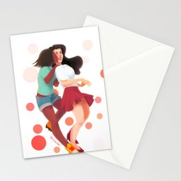 Girlfriends Stationery Cards