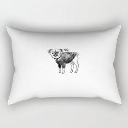 "Astrid ""no"" Rectangular Pillow"