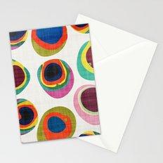 Resin Rainbow Stationery Cards
