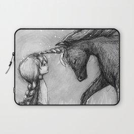 Enchantment of the Unicorn Laptop Sleeve